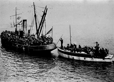 How Many Boats Were Used In Dunkirk by The Chilling Evacuation Story Of Dunkirk That Inspired