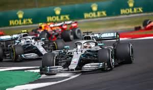 mercedes amg returns  form   formula  british