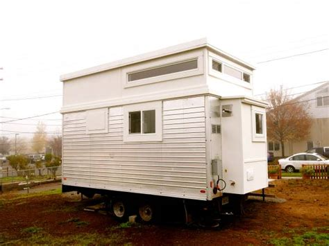 200 Sq Ft Modern Tiny House On Wheels For Sale