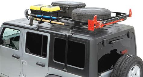 jeep safari rack surco safari hardtop rack for 87 95 jeep wrangler yj