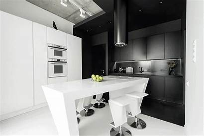Apartment Kitchen Lighting Moscow Glam Interior Geometrix