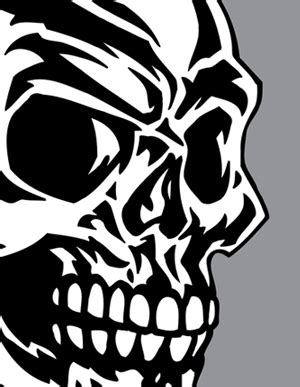 png  tribal skull tattoos images    icons  png backgrounds