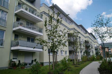 Wohnanlage In Der Stettiner Straße Erlangen Bräuning