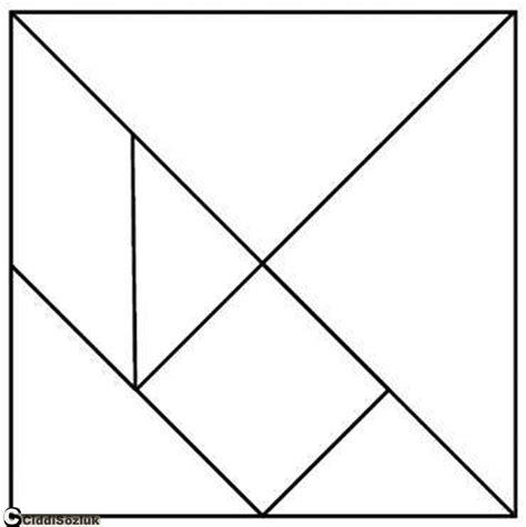 tangram template tangram