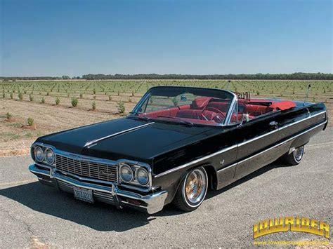 1964 Chevy Impala  Custom Low Rider Convertible