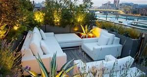 Pflanzen Für Dachterrasse : wie sie ihre dachterrasse gestalten 13 coole designs und ideen ~ Bigdaddyawards.com Haus und Dekorationen