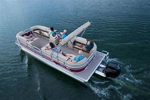 SUN TRACKER Boats : Recreational Pontoons : 2018 PARTY ...