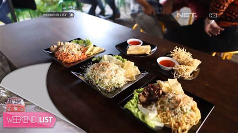 weekend list   malang kuliner street food batu