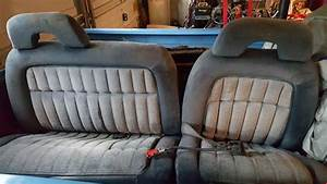 Chevy 60 40 Bench Seat