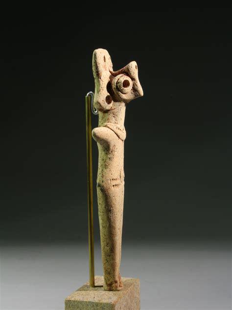 alexander ancient art  levant middle bronze age female