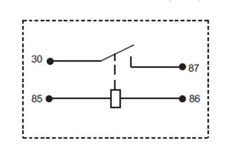 spst relay diagram   engine image
