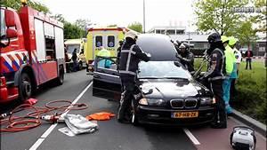 Dak Eraf Na Kop-staart Botsing - Frederik Hendriklaan Vlaardingen