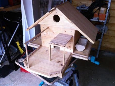 comment construire une cabane a oiseau
