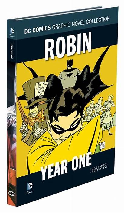 Dc Eaglemoss Graphic Comic Novel Comics Heroes
