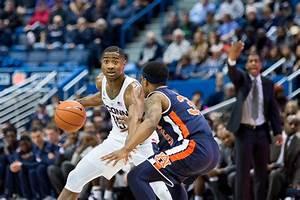 Men's Basketball: Huskies don't quit despite Adams injury ...