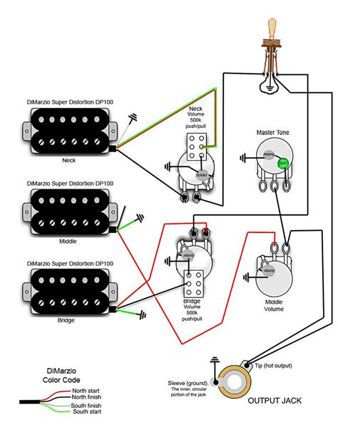 Le Paul 3 Up Guitar Wiring Diagram by 3 Les Paul Wiring Diagram Techrush Me Within