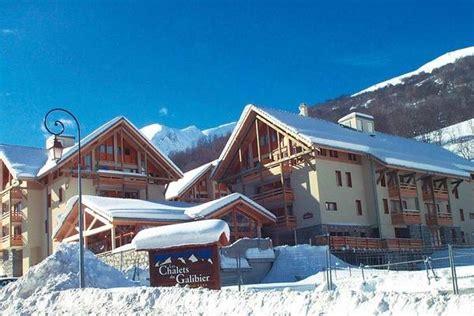 chalet les plans valloire hotel lagrange prestige les chalets du galibier valloire alpes promovacances