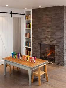 Fireplaces, Stone, Brick, And, More