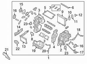 Hyundai Sonata A  C Evaporator Temperature Sensor  Hvac