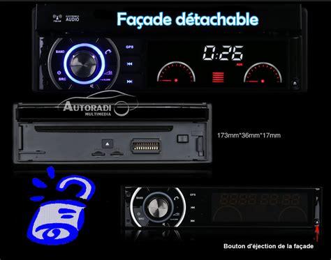 autoradio multimedia 1 din
