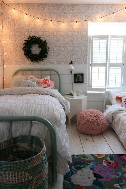 white string lights for bedroom stylin home tour 2015 bedrooms 20159