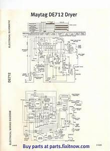 Wiring Diagram For Maytag Dryer