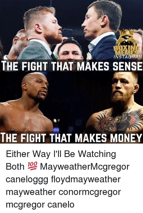 Mayweather Mcgregor Memes - 25 best memes about either way either way memes
