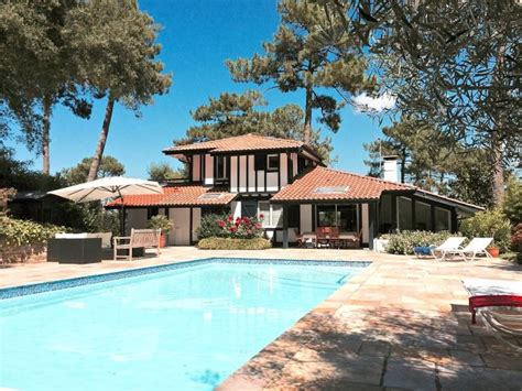 villa a vendre hossegor sud ouest landes pays basque landes immobilier hossegor