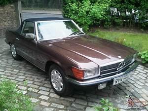 1982 Mercedes 280 Sl Just Restored
