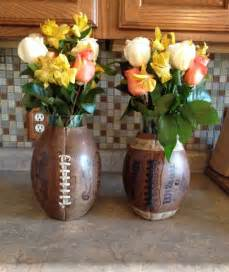 Football Banquet Table Centerpieces