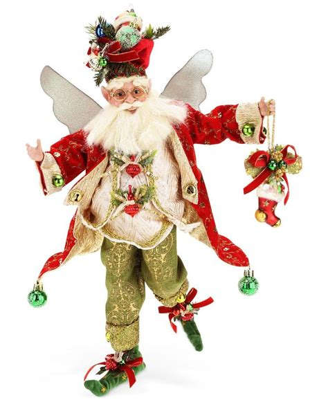 mark roberts christmas ornament fairy fairies
