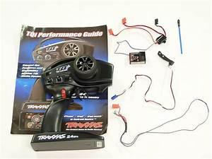 New Traxxas Tqi 2 4ghz Tsm 3channel Radio System Wireless