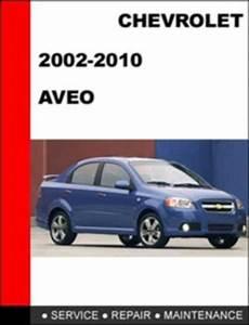 Free Auto Repair Manuals  Service Manual Chevrolet Aveo