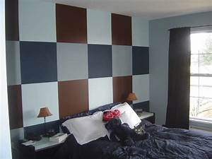 Bedroom. What The Creative Ways Of Cool Ways To Paint Your ...