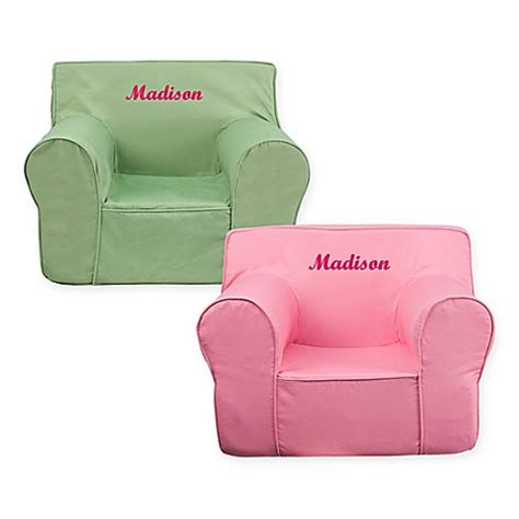 Personalized Kids Chairs & Sofas Personalized Upholstered