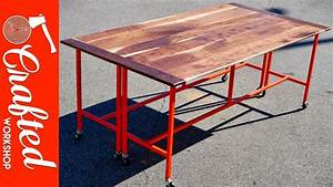 How To Build A Conference Table    Dining Table W   Walnut