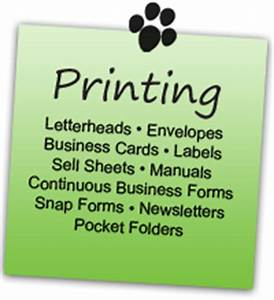 Printing Services: Specializing in commercial printing ...
