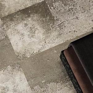 Dalle Pvc Sur Carrelage Sans Ragréage : pose sol vinyle sur carrelage dalle autocollante cuisine ~ Dode.kayakingforconservation.com Idées de Décoration
