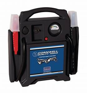 Cornwell Quality Tools 12v Jump Starters In Battery