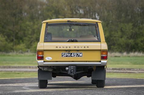 Land Rover Classic by Range Rover Classic Two Door