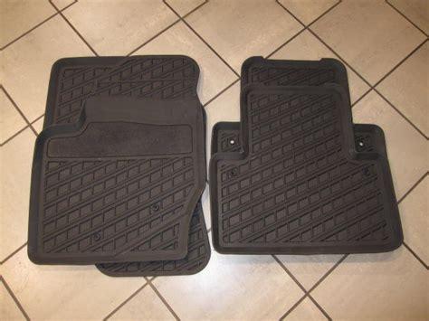 volvo xc90 floor mats beige genuine 2003 xc90 volvo winter floor mats rubber floor