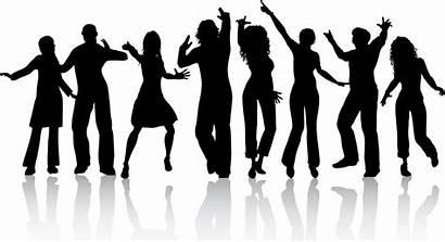 Friends Clip Dancing Cliparts Clipartix