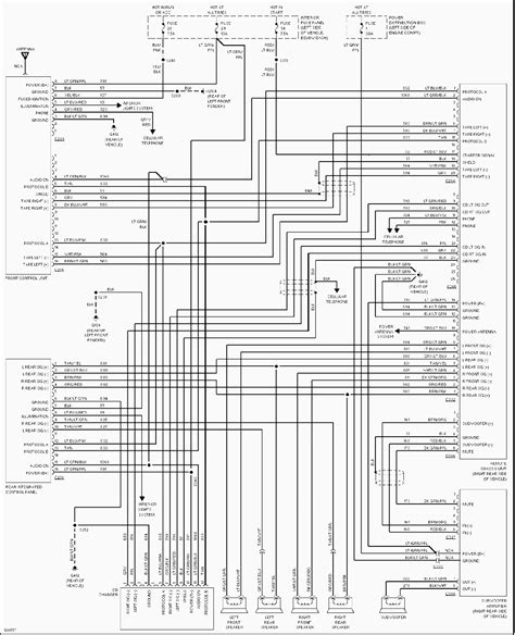 1997 ford explorer radio wiring diagram dejual