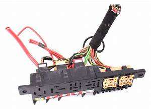 Dash Relay Box Panel W   Wiring Harness Pigtail 98