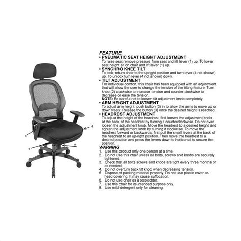 deluxe matrex back executive office chair with leather