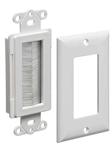 cable outlet cover plate amazoncom