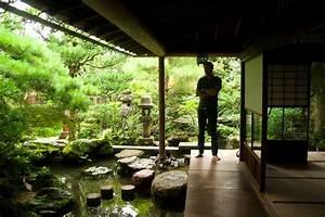 Jardin Japonais Interieur : jardin japonais interieur maison ~ Dallasstarsshop.com Idées de Décoration