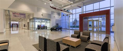 transportation education center facility improvements siu