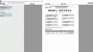 Toyota Highlander Hv  2008 08  Workshop Service Manual
