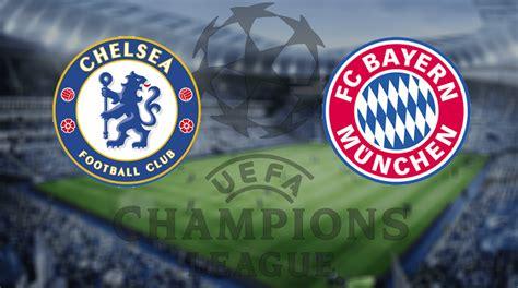 Chelsea vs Bayern Munich Prediction: UCL   25.02.2020